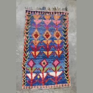 Marokkansk tæppe indretning