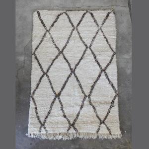 ægte uld tæppe