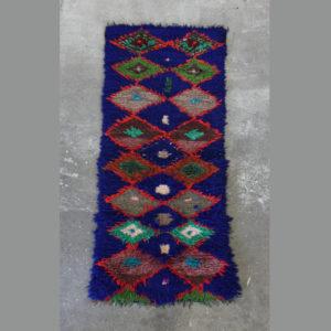 Tæppe marokkansk uld