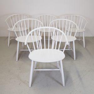 Spisebordsstole, Ejvind Johansson model J 64