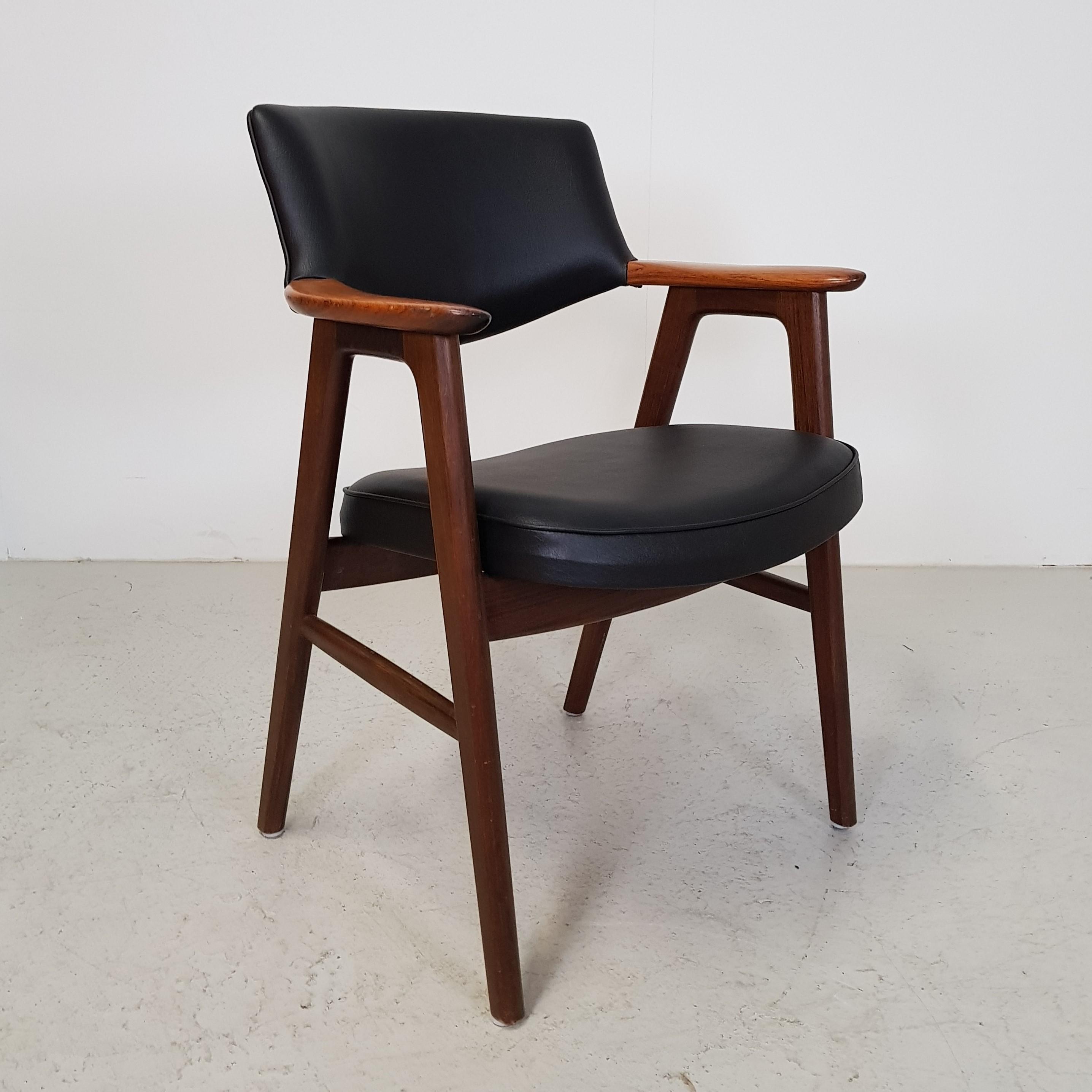 Svært Erik Kirkegaard stol - Retrofabrikken DD-23