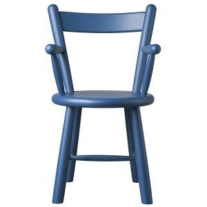 Børge Mogensen børnestol – P9 – blå