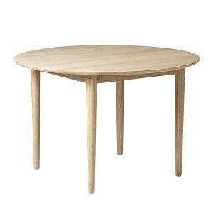 Bjørk – Rundt spisebord Unit 10 Design